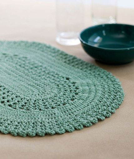Awesome Best 20 Crochet Placemat Patterns Ideas On Pinterest Crochet Placemats Of Gorgeous 40 Models Crochet Placemats
