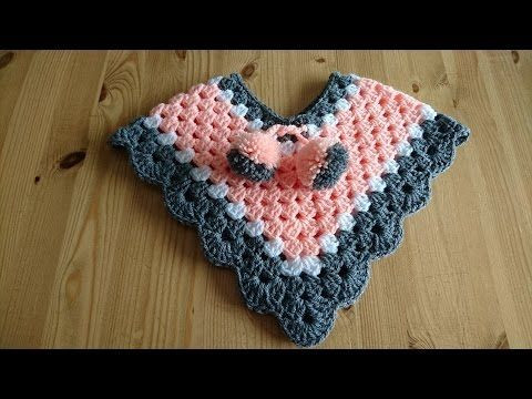 Awesome Best 25 Crochet Baby Poncho Ideas On Pinterest Crochet Baby Poncho Of Amazing 45 Pics Crochet Baby Poncho