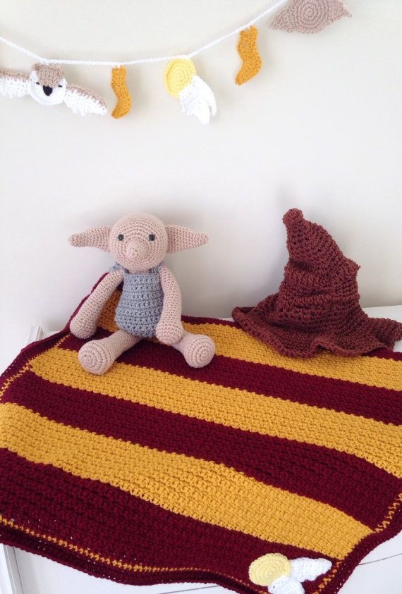 Awesome Best 25 Harry Potter Crochet Ideas On Pinterest Harry Potter Crochet Blanket Of Luxury 42 Models Harry Potter Crochet Blanket