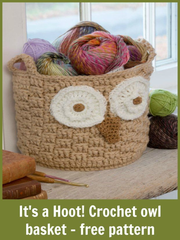 Awesome Best 25 Owl Basket Ideas On Pinterest Crochet Owl Basket Of Brilliant 47 Photos Crochet Owl Basket