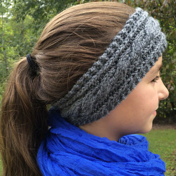Awesome Best Cable Knit Ear Warmer Products On Wanelo Knit Ear Warmer Pattern Of Great 46 Photos Knit Ear Warmer Pattern