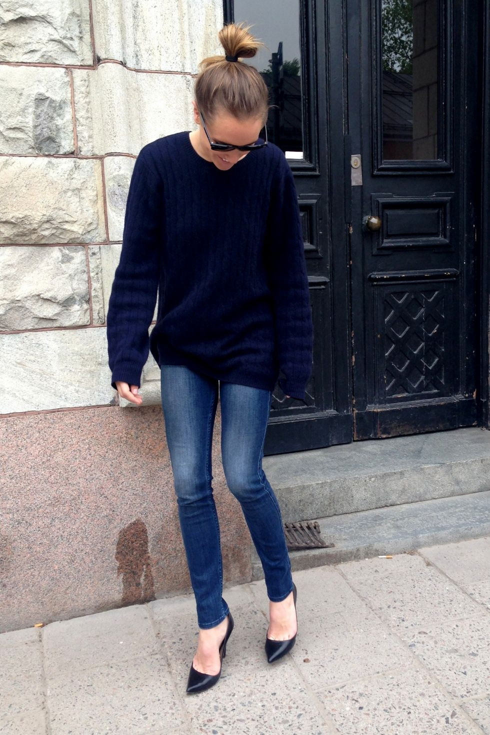 Awesome Black Big Fy Sweater with Jeans and Sparkly Silver Big Comfy Sweaters Of New 50 Pics Big Comfy Sweaters
