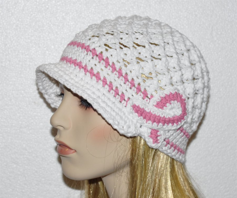 Awesome Breast Cancer Hat Cancer Hat Breast Cancer Cap Cancer Chemo Crochet Chemo Hats Of Adorable 42 Images Crochet Chemo Hats