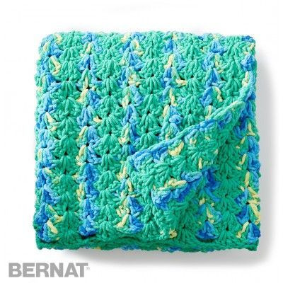 Awesome Bright and Easy Crochet Blanket Bernat Bernat Free Patterns Of Fresh 47 Photos Bernat Free Patterns