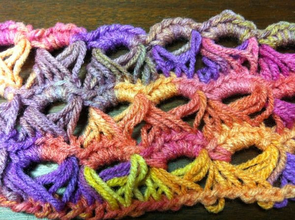 Awesome Broomstick Lace Crochet Pattern Broomstick Crochet Of Amazing 44 Pics Broomstick Crochet