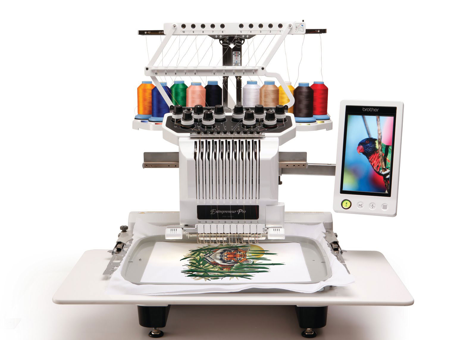 Awesome Brother Pr 1000e Multi Needle Embroidery Machine Custom Embroidery Machine Of Awesome 42 Ideas Custom Embroidery Machine