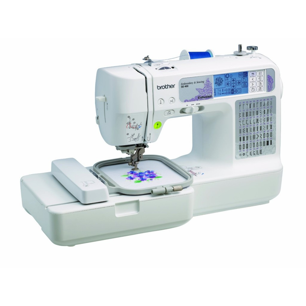 Awesome Brother Se400 Puterized Embroidery and Sewing Machine Embroidery Only Machines Of Perfect 49 Pics Embroidery Only Machines