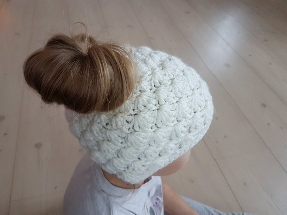 Awesome Bun Hat Crochet Pattern Messy Bun Beanie Pattern Messy Bun Bun Beanie Crochet Pattern Of Charming 42 Pics Bun Beanie Crochet Pattern