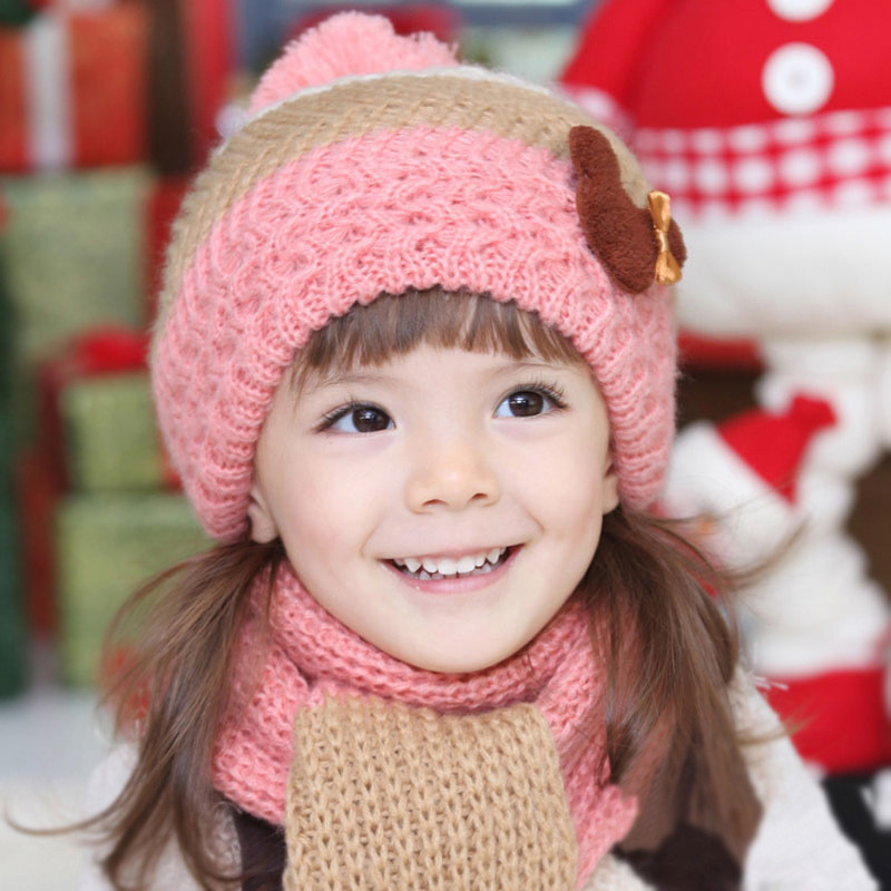 Awesome Buy Sky Korean Cute soft Hat Cap Beret Fashion Double Girls Knit Hats Of Delightful 44 Pics Girls Knit Hats