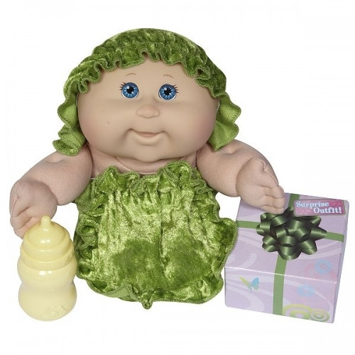 Cabbage Patch Kid Caucasian Girl Bald by Cabbage Patch Kid
