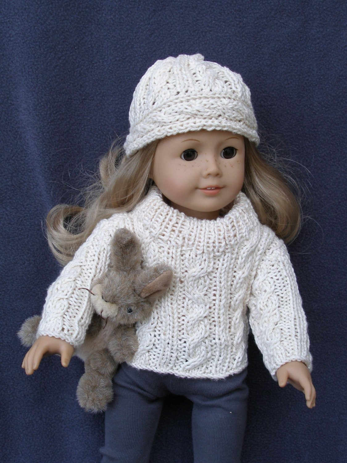 Awesome Cables Cables Cables Doll Knitting Pattern From Knitted Doll Patterns Of Lovely 40 Models Knitted Doll Patterns