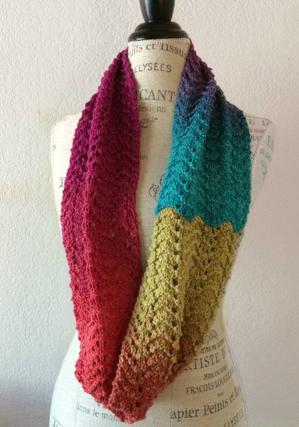 Awesome Calistoga Cowl Free Knitting Pattern — Blog Nobleknits Free Knitted Cowl Patterns Of Incredible 45 Images Free Knitted Cowl Patterns