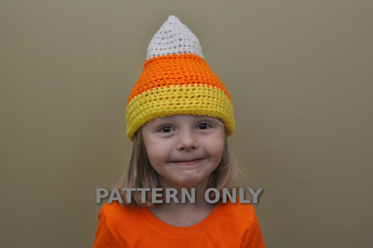 Awesome Candy Corn Hat Crochet Pdf Pattern Halloween Crochet Pattern Candy Corn Hat Of Incredible 42 Pictures Candy Corn Hat