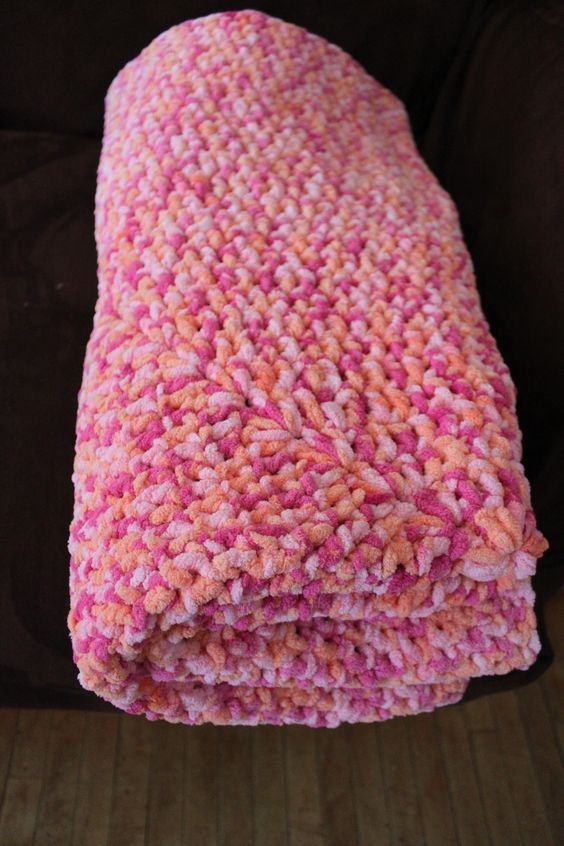 Awesome Candy Ghan Bernat Baby Blanket Yarn Peachy Ombre Crochet Patterns Using Bernat Baby Blanket Yarn Of Superb 47 Models Crochet Patterns Using Bernat Baby Blanket Yarn