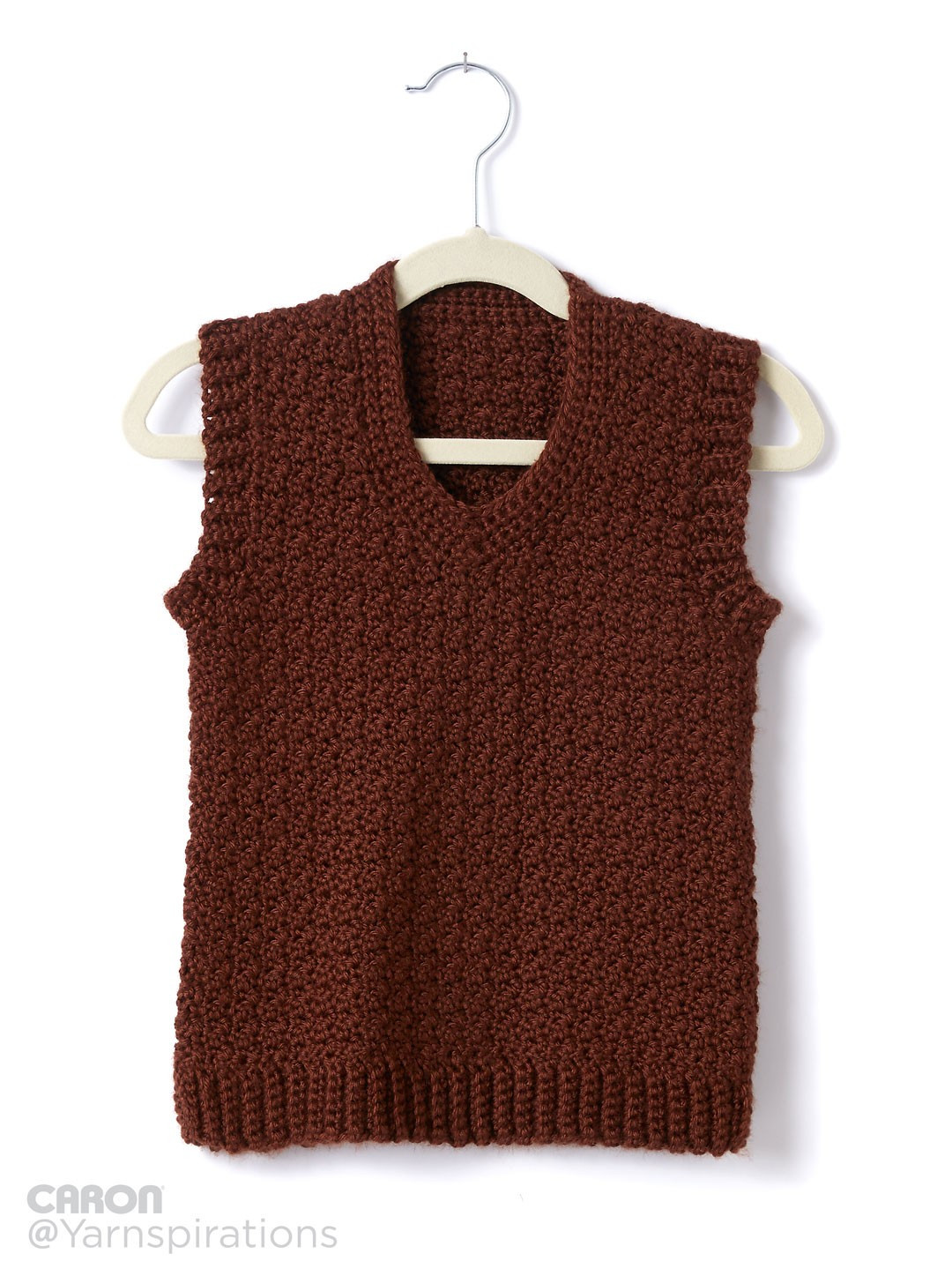 Awesome Caron Child S Crochet V Neck Vest Crochet Pattern Vest Pattern Free Of Amazing 43 Images Vest Pattern Free