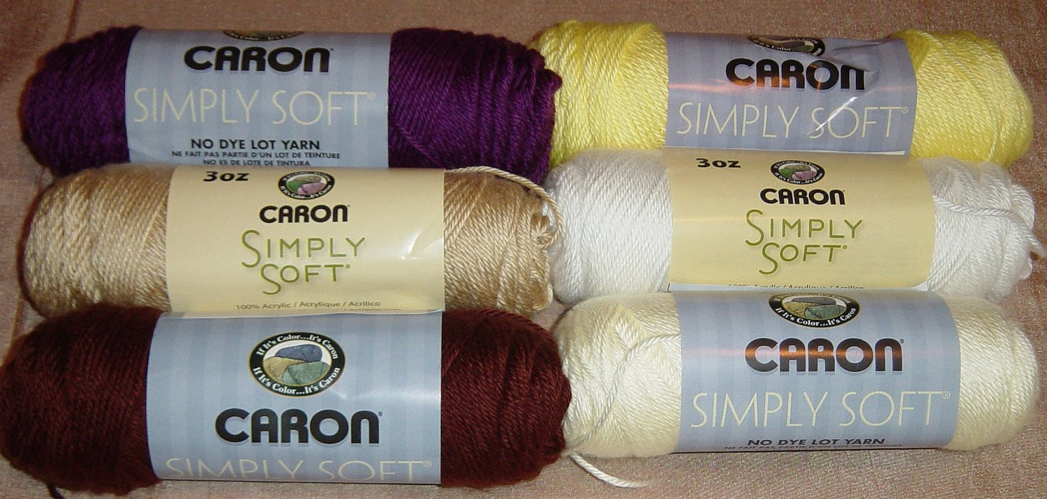 Awesome Caron Simply soft Yarn 3 Oz by Yacketusa On Etsy Caron Simply soft Colors Of Innovative 41 Images Caron Simply soft Colors