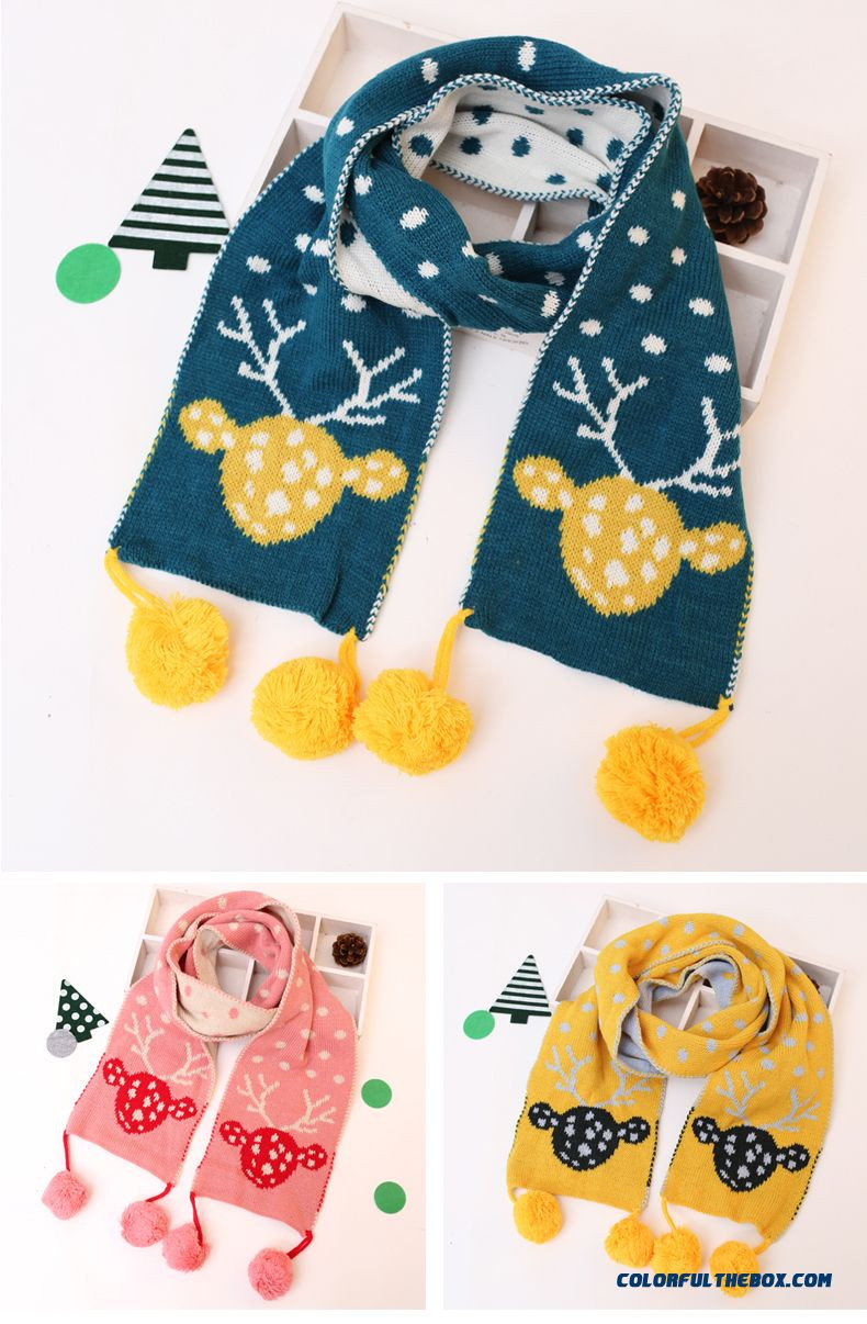 Awesome Cheap Christmas Gifts Kids Scarf Knitting Wool Scarves Children's Scarves Of New 48 Pictures Children's Scarves