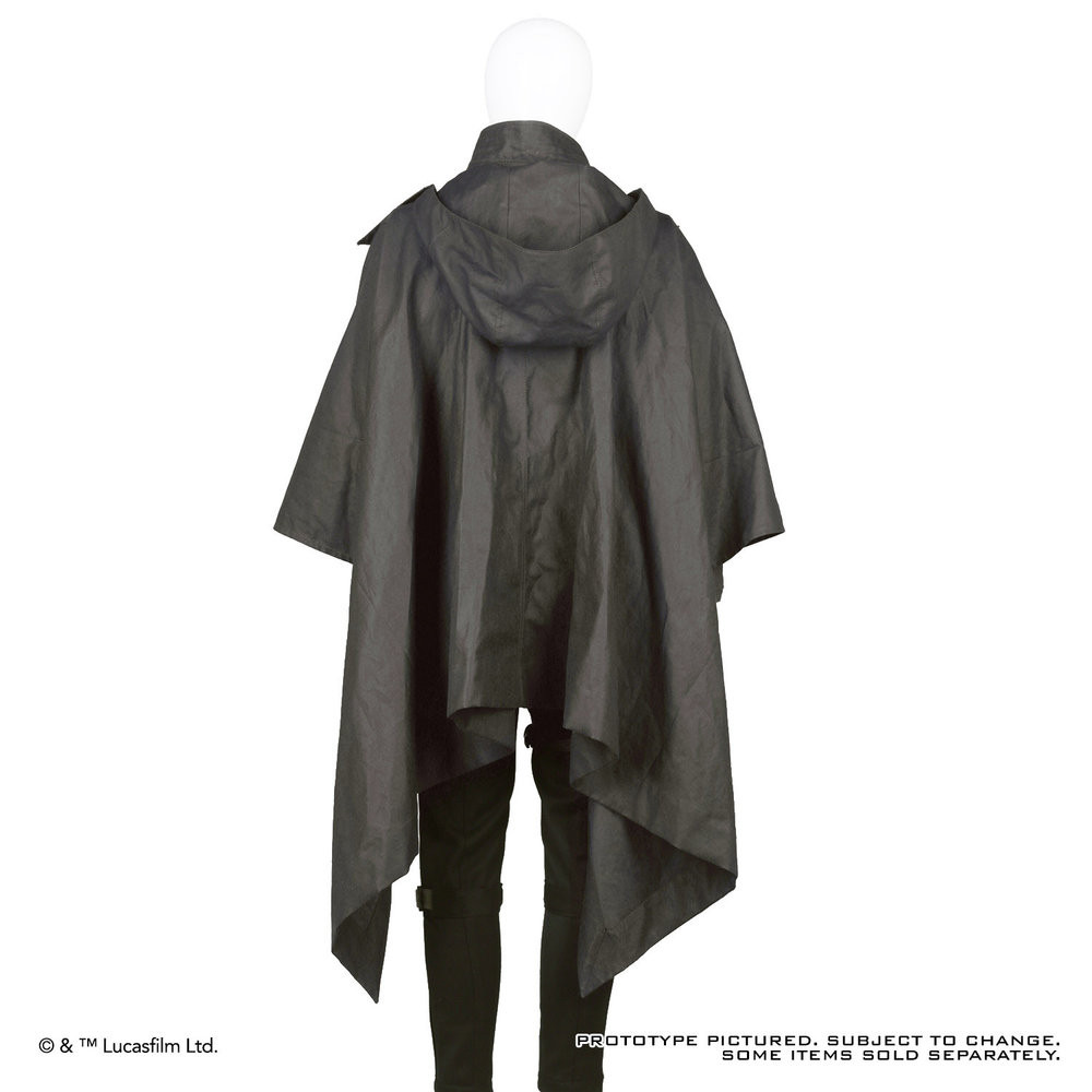 Awesome Check Out This Cool Rogue One Jyn Erso Bat Poncho From Cool Ponchos Of Luxury 46 Pics Cool Ponchos
