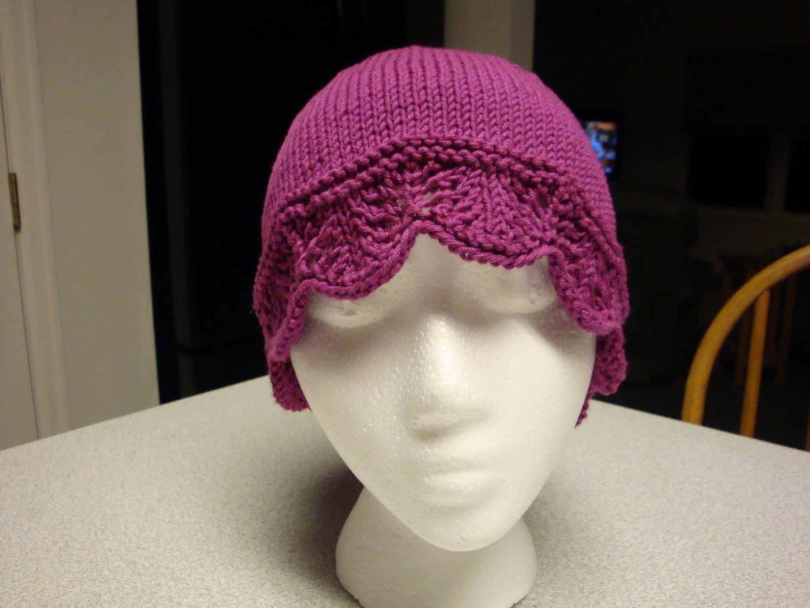 Awesome Chemo Cap Knitting Pattern Design Patterns Knitted Chemo Hat Patterns Of Charming 49 Photos Knitted Chemo Hat Patterns