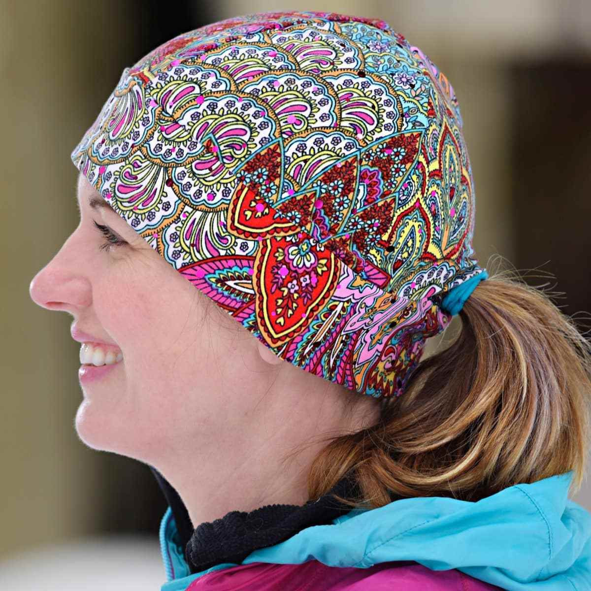 Awesome Choucas Glide Lite Hat W Ponytail Hole formfitting and Beanie Hat with Ponytail Hole Of Incredible 47 Photos Beanie Hat with Ponytail Hole