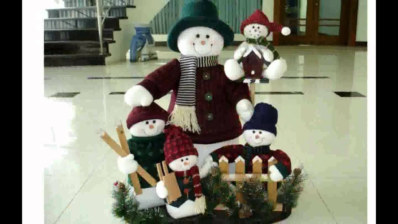 Awesome Christmas Snowman Decorations Christmas Snowman Decorations Of Adorable 41 Models Christmas Snowman Decorations