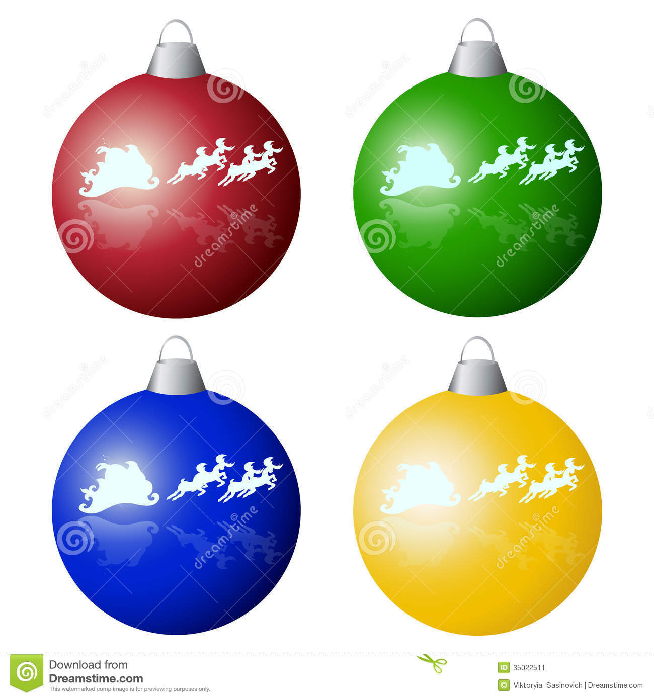 Awesome Christmas Tree Balls Stock Vector Illustration Of Santa Christmas Tree Balls Of Wonderful 50 Pictures Christmas Tree Balls