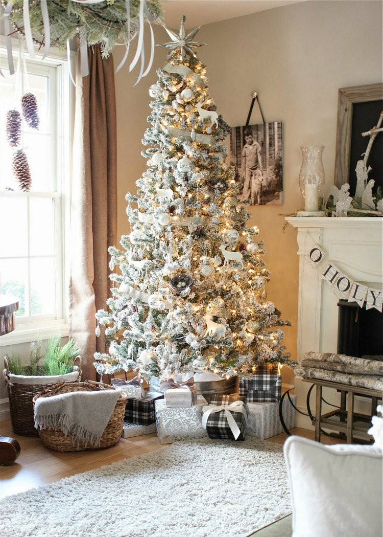 Awesome Christmas Tree Decorating Ideas You Will Love Christmas Tree and Decorations Of Delightful 50 Pictures Christmas Tree and Decorations