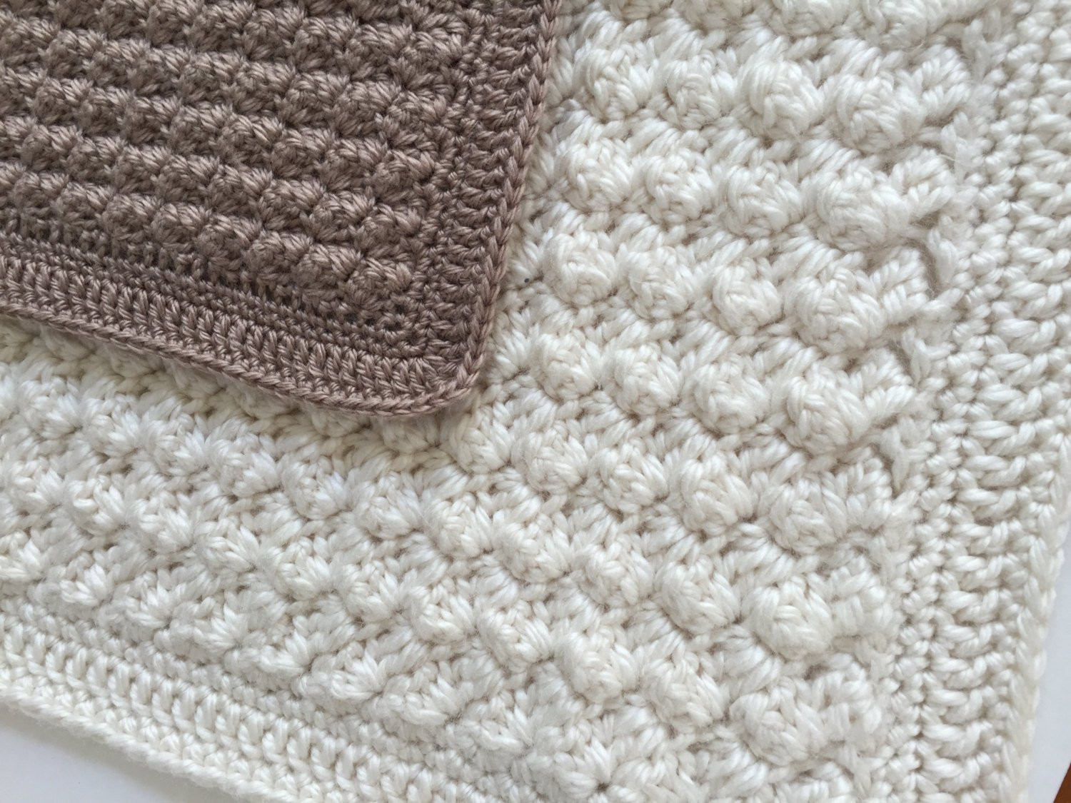 Awesome Chunky Crochet Baby Blanket Pattern Chunky Yarn Blanket Pattern Of Wonderful 45 Images Chunky Yarn Blanket Pattern