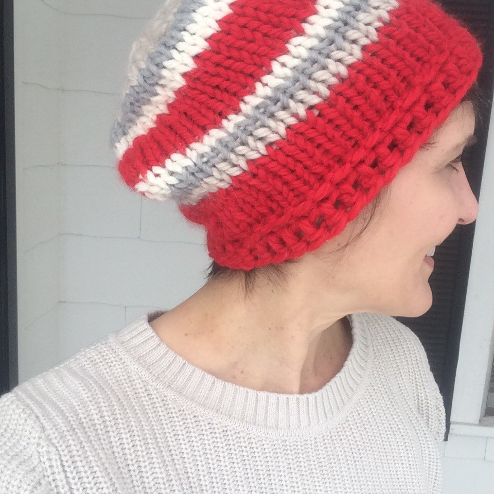 Awesome Chunky Easy Knit Hat Chunky Knit Hat Of Delightful 46 Pictures Chunky Knit Hat