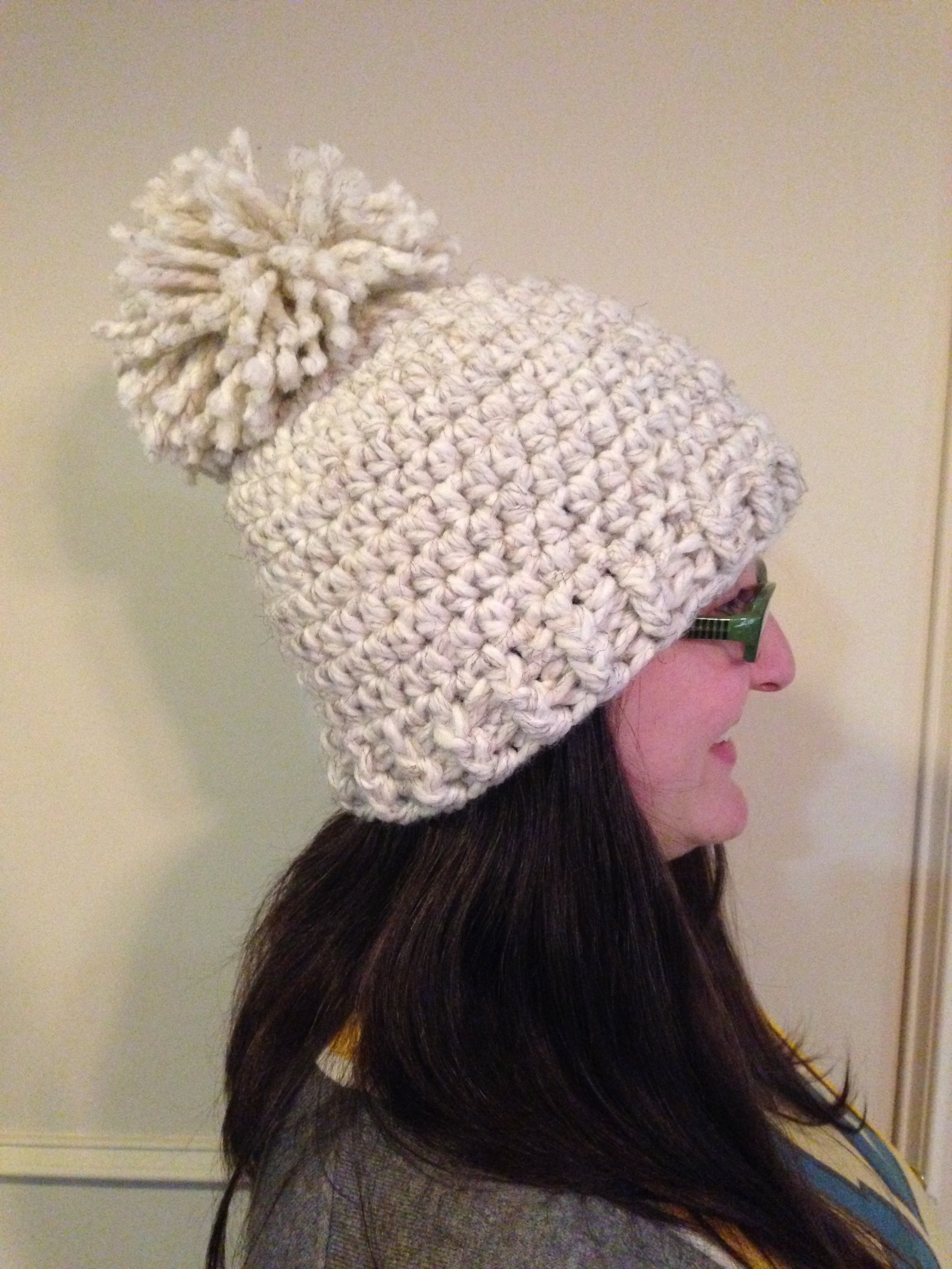 Awesome Chunky Hat Pattern Chunky Crochet Hat Pattern Of Delightful 50 Ideas Chunky Crochet Hat Pattern
