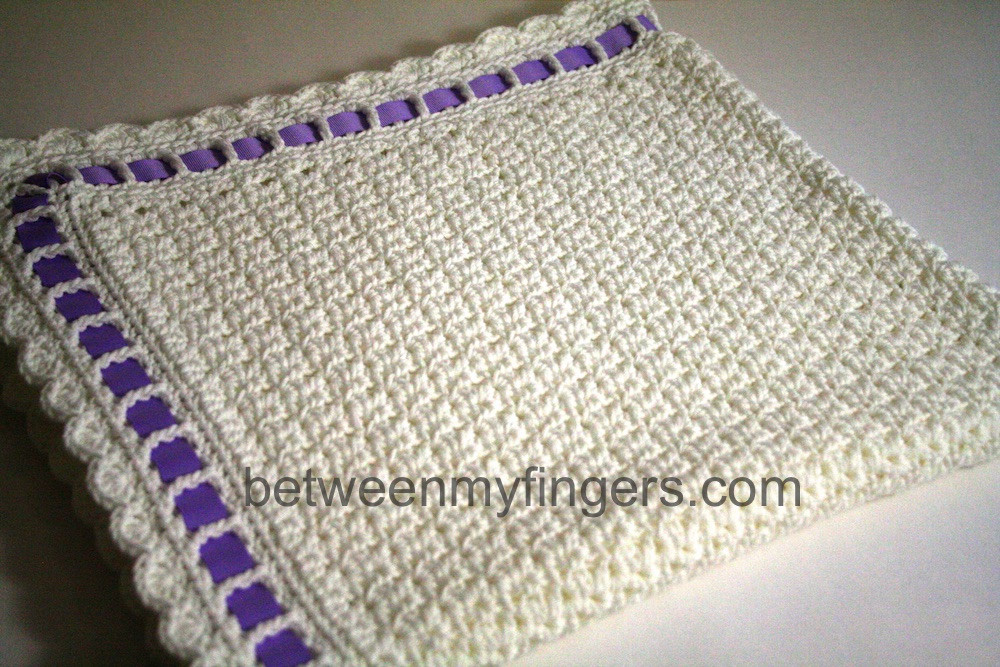 Awesome Cluster & Shell Baby Blanket – Free Crochet Pattern Shell Baby Blanket Of Superb 42 Images Shell Baby Blanket