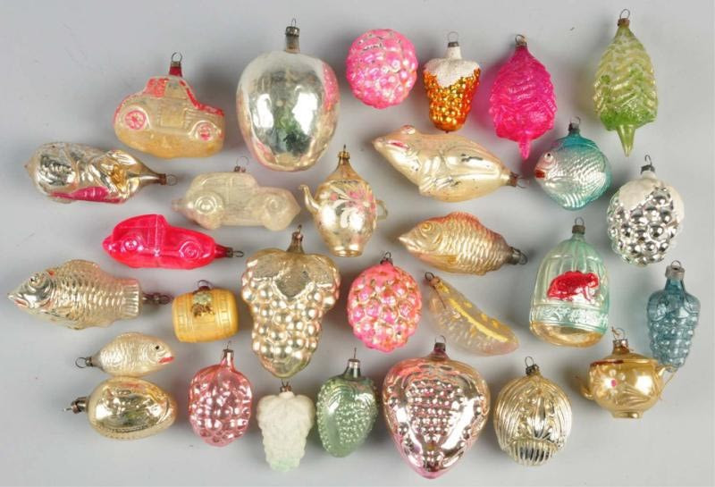 Awesome Collecting Antique Vintage Christmas ornaments I Antique Vintage Glass ornaments Of New 48 Ideas Vintage Glass ornaments
