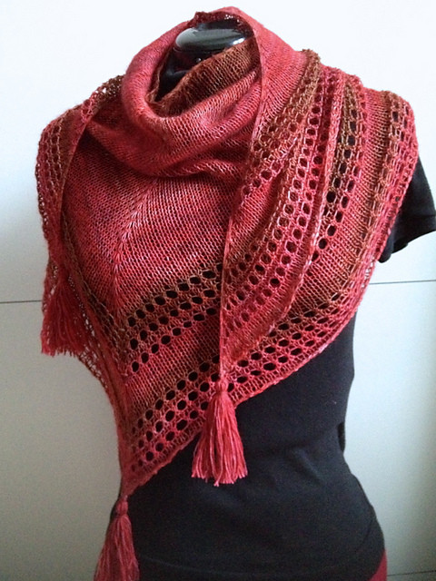 Awesome Colorful Shawl Knitting Patterns Easy Knit Shawl Of Fresh 44 Photos Easy Knit Shawl