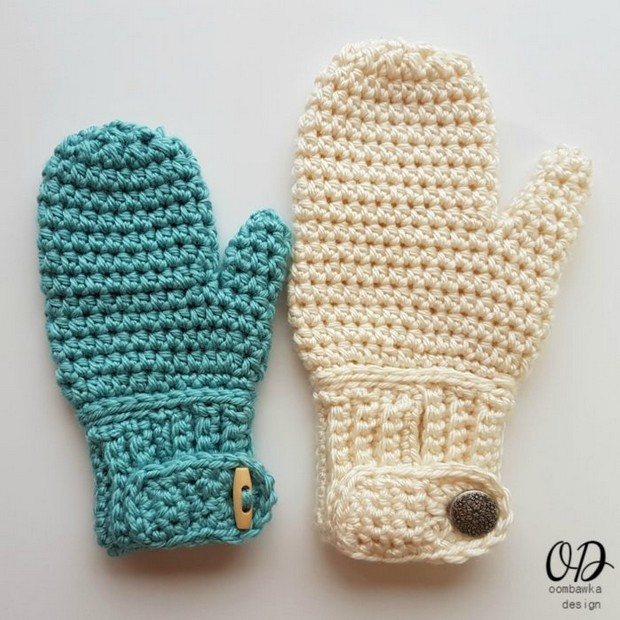 Awesome Cozy Crochet Mittens for Children & Adults – Easy Free Free Crochet Mitten Patterns Of Gorgeous 41 Ideas Free Crochet Mitten Patterns