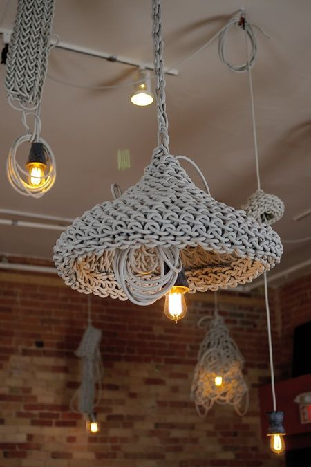 Awesome Crochet A Shade Concept Crochet Cords Of Attractive 49 Ideas Crochet Cords