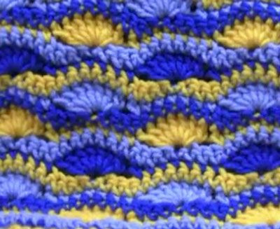 Awesome Crochet Afghan Pattern Wavy Shell Afghan Pattern Of Innovative 43 Pictures Shell Afghan Pattern