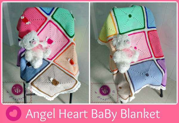Awesome Crochet Angel Heart Baby Blanket Crochet Baby Blanket Angel Baby Blanket Of Perfect 46 Pictures Angel Baby Blanket