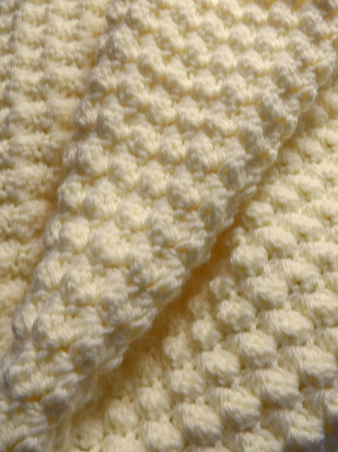 Crochet Attic What is the difference Puff Bobble