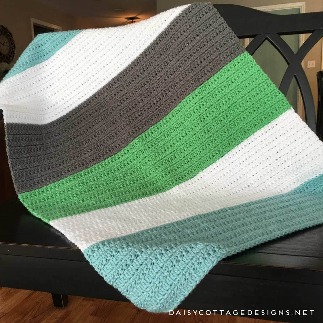 Awesome Crochet Baby Blanket From Daisy Cottage Designs Crochet Baby Blanket Video Of Marvelous 40 Pics Crochet Baby Blanket Video