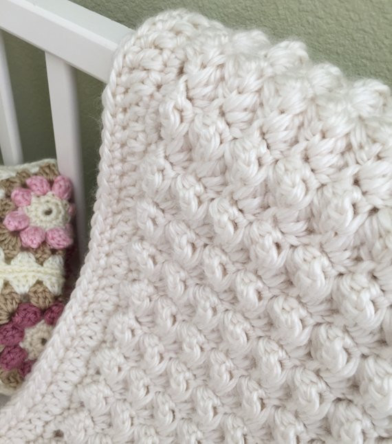 Awesome Crochet Baby Blanket Pattern Chunky Crochet Baby Blanket Chunky Yarn Crochet Blanket Of Perfect 50 Pictures Chunky Yarn Crochet Blanket