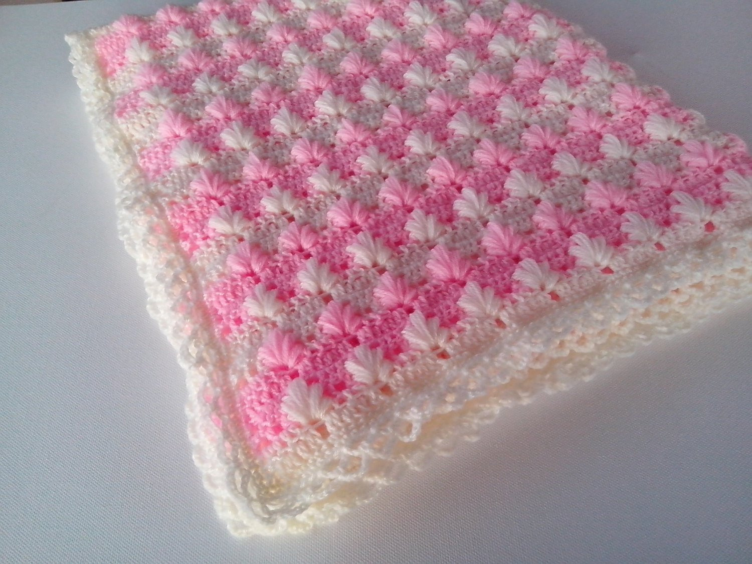 Awesome Crochet Baby Blanket Pattern Puffy Aloe Stitch Tutorial Crochet Baby Blanket Tutorial Of Top 46 Pics Crochet Baby Blanket Tutorial