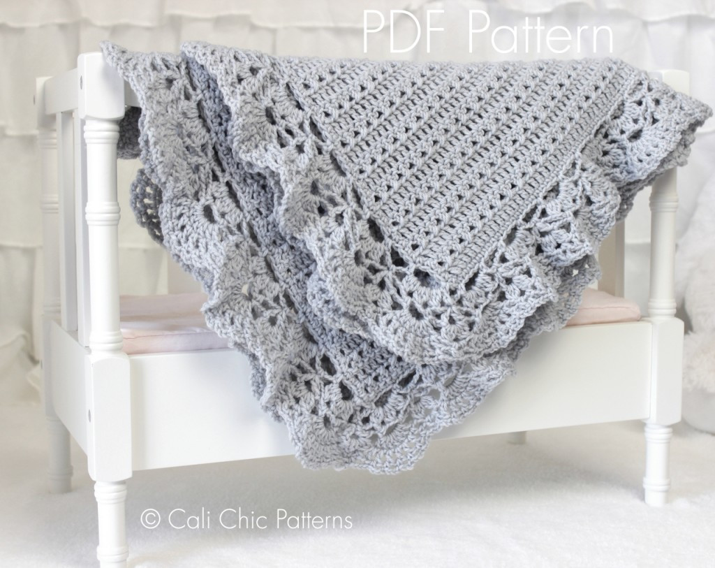 Awesome Crochet Baby Blanket Patterns and Easy Knitting Patterns Crochet Baby Blanket Edging Of Wonderful 42 Images Crochet Baby Blanket Edging