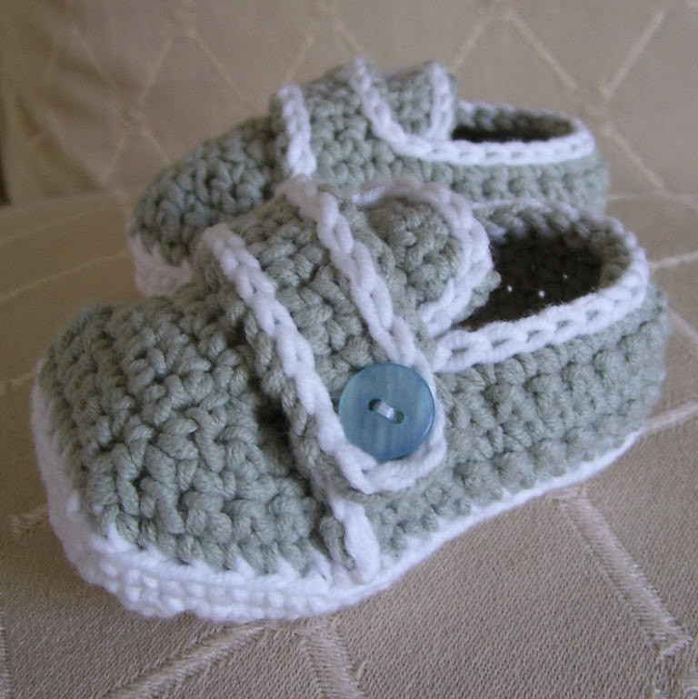 Awesome Crochet Baby Shoe Pattern – Crochet Patterns Crochet Baby Shoes Pattern Of Delightful 50 Pictures Crochet Baby Shoes Pattern