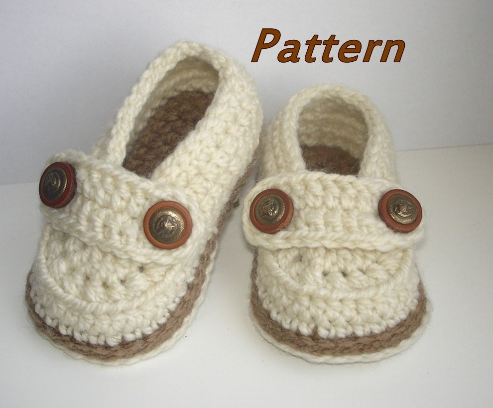 Awesome Crochet Baby Shoes Pattern Easy Crochet Pattern Baby Crochet Baby Shoes Pattern Of Delightful 50 Pictures Crochet Baby Shoes Pattern
