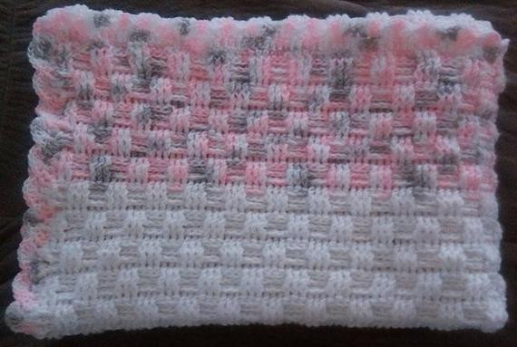Awesome Crochet Basket Weave Baby Blanket by Brendascraftpatterns Basket Weave Crochet Blanket Of Great 49 Pictures Basket Weave Crochet Blanket