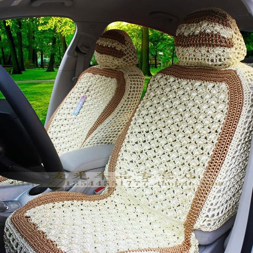 Awesome Crochet Car Seat Cover Crochet Seat Cover Of Great 40 Models Crochet Seat Cover