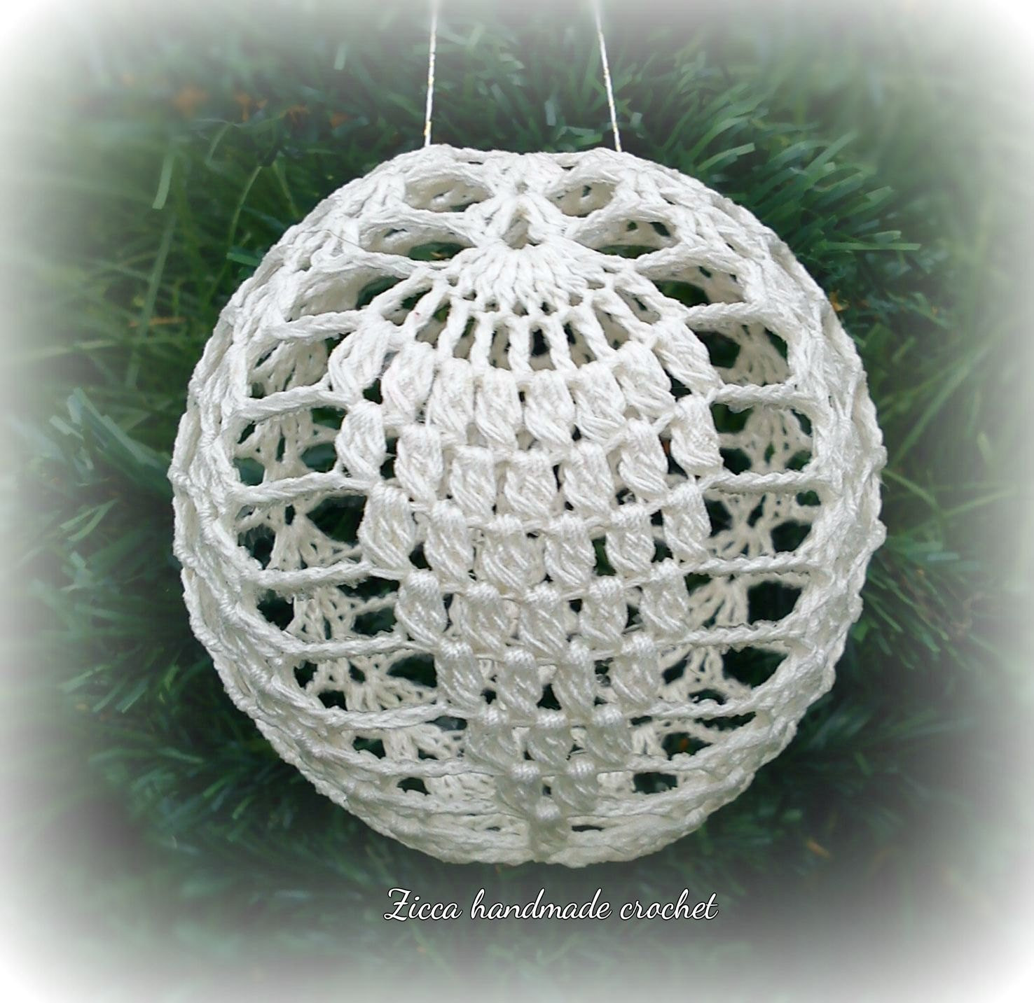 Awesome Crochet Christmas Ball ornament Pattern Symbol Diagram Crochet ornament Patterns Of Beautiful 40 Pictures Crochet ornament Patterns