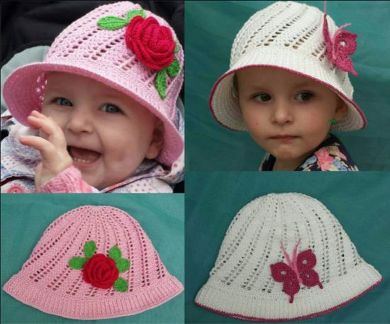 Awesome Crochet Cloche Hat for toddlers Free Patterns toddler Crochet Hat Pattern with Flower Of Luxury 50 Ideas toddler Crochet Hat Pattern with Flower