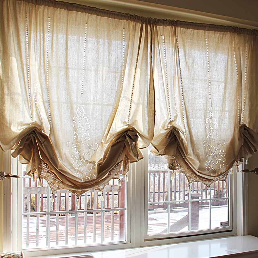 Awesome Crochet Curtain Crochet Curtains Of Marvelous 47 Pictures Crochet Curtains