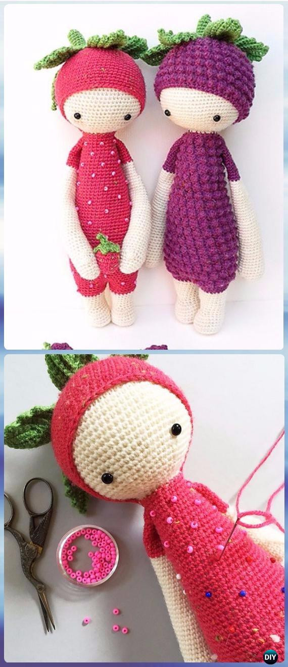 Awesome Crochet Doll toys Free Patterns Free Crochet toy Patterns Of Innovative 46 Photos Free Crochet toy Patterns